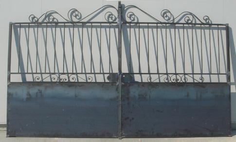 D co portail et portillon argenteuil 38 portail malin for Imag fer forget argenteuil